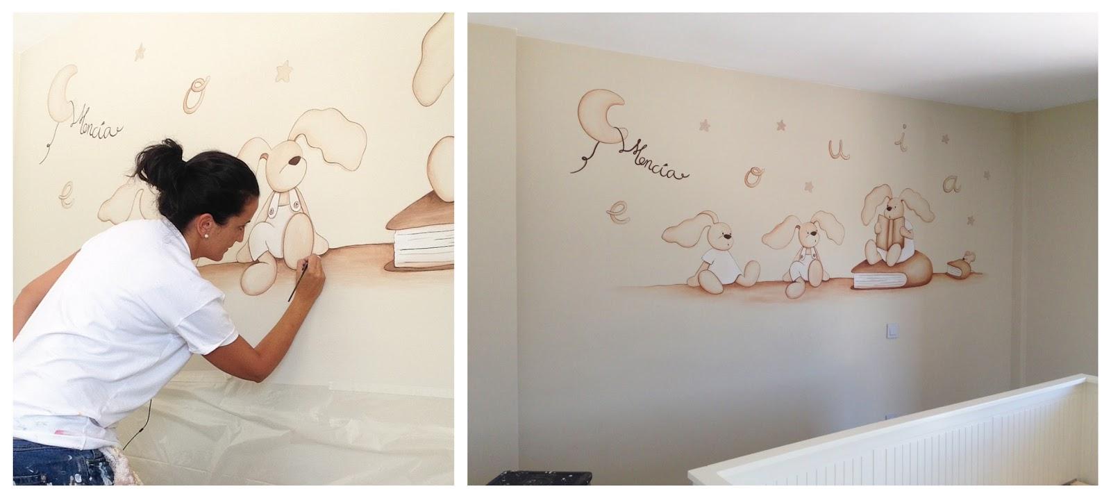 Decopared pintar la habitaci n del beb - La habitacion del bebe ...