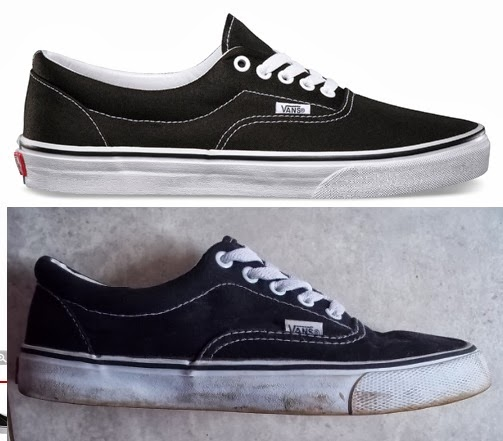 3 formas de saber si tus zapatos Vans son una imitación