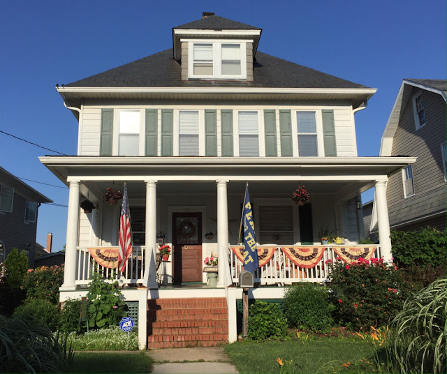 porch, Americana,