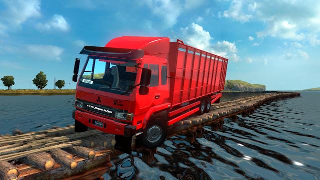 Map M.I.I versi 0.3.1 Euro Truck Simulator 2