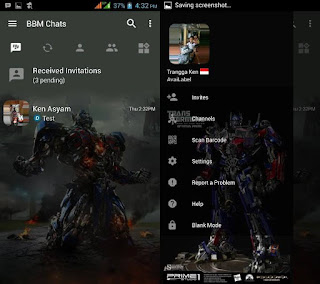 Bbm Movie Theme Terbaru v.3.2.5.12 full version
