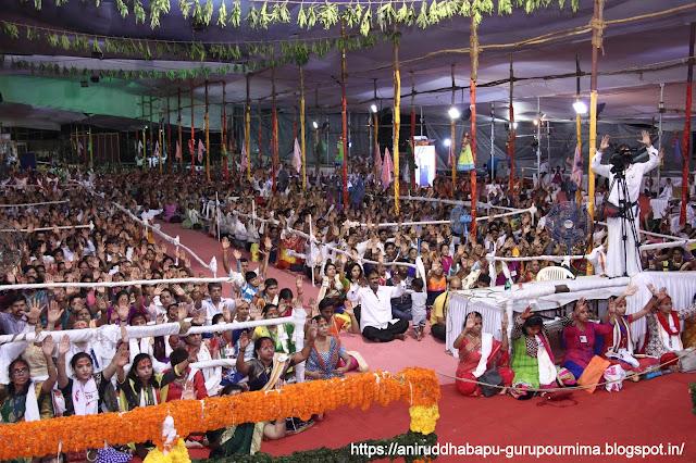 सद्गुरु-श्री-अनिरुद्ध-बापू-Gurupurnima-Utsav-2017-Bandra