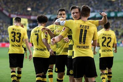 """Borussia Dortmund Yang Tak Pernah Lelah """"Berkarya"""""""