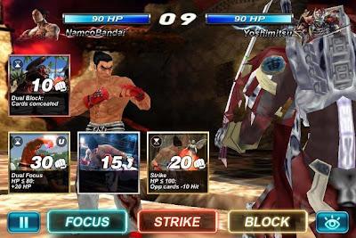 Tekken Card Tournament em breve para Android e iOS 4