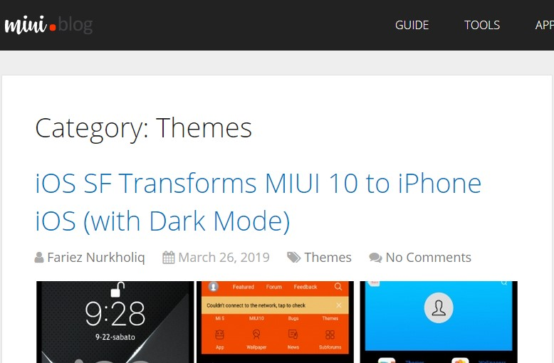 How to install third party themes on MIUI 10 | Android Doctor