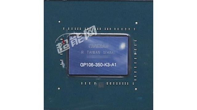 Nvidia GTX 1060 5GB DDR5