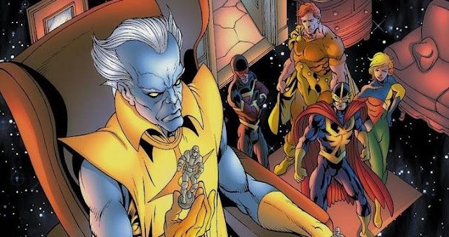 Jeff Goldblum es The Grandmaster en Thor: Ragnarok