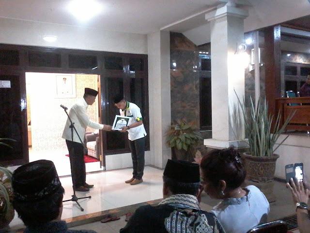 Wabup Tana Toraja Gelar Buka Bersama, Bupati Pesan Agar Ansor, PPGT dan OMK, Jalankan Fungsinya