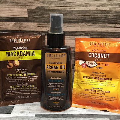 Marc Anthony Hair Care Products (Styling Oil, Hair Masks)