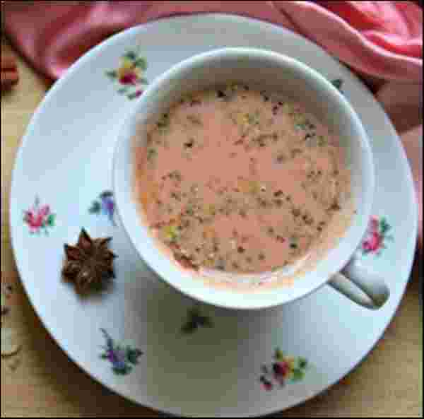kashmiri tea recipe method