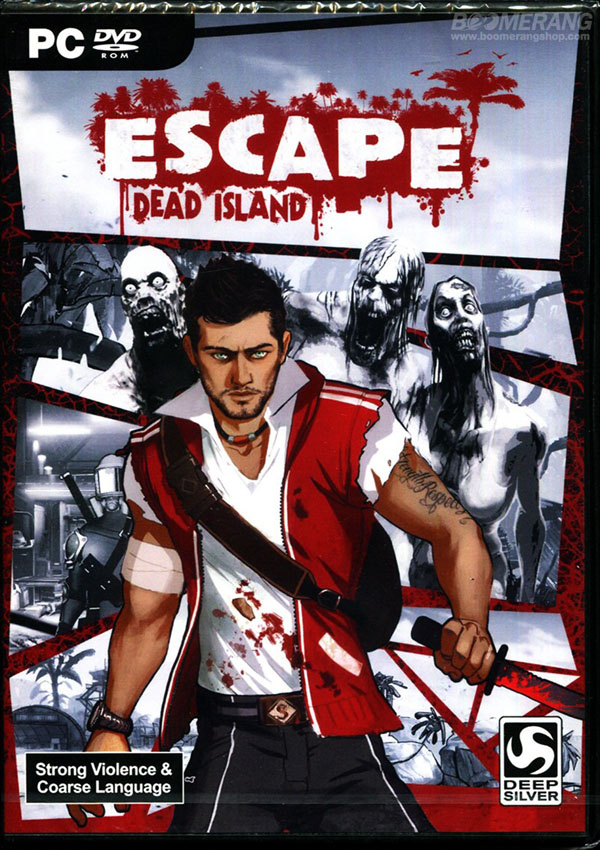 Escape Dead Island Download Cover Free Game