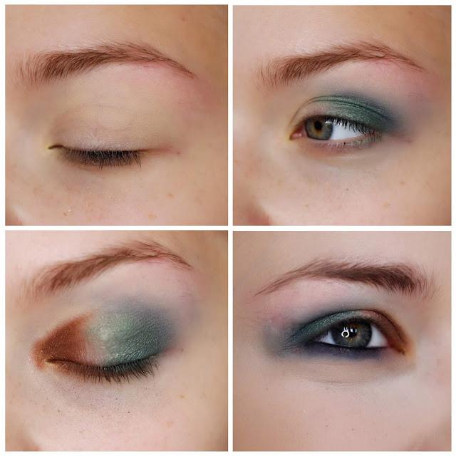 Kolorowy makijaż, jak zrobić kolorowe piegi