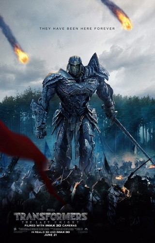 Transformers The Last Knight 2017 Full Movie Download English CAMRip