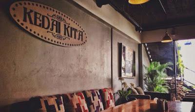 Harga Menu dan Lokasi Resto Kedai Kita November 2017