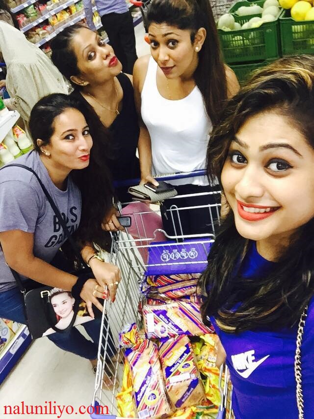 Piumi Hansamali Nipuni Wilson at shops
