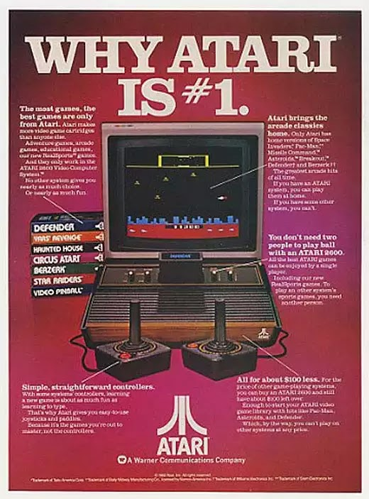 Old days' Computer Advertisements 31