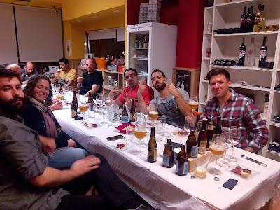 Cata privada de cervezas en Maltea2