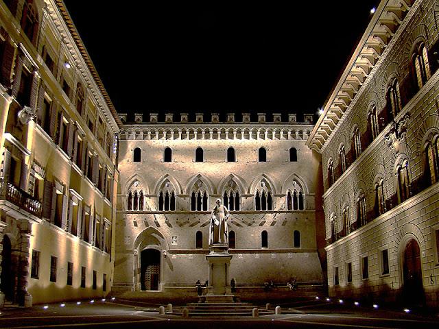 Palazzo Salimbeni em Siena