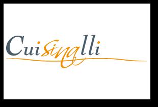 Cuisinalli : création de logotype graphique designer