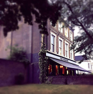 The Finsbury Pub, London.