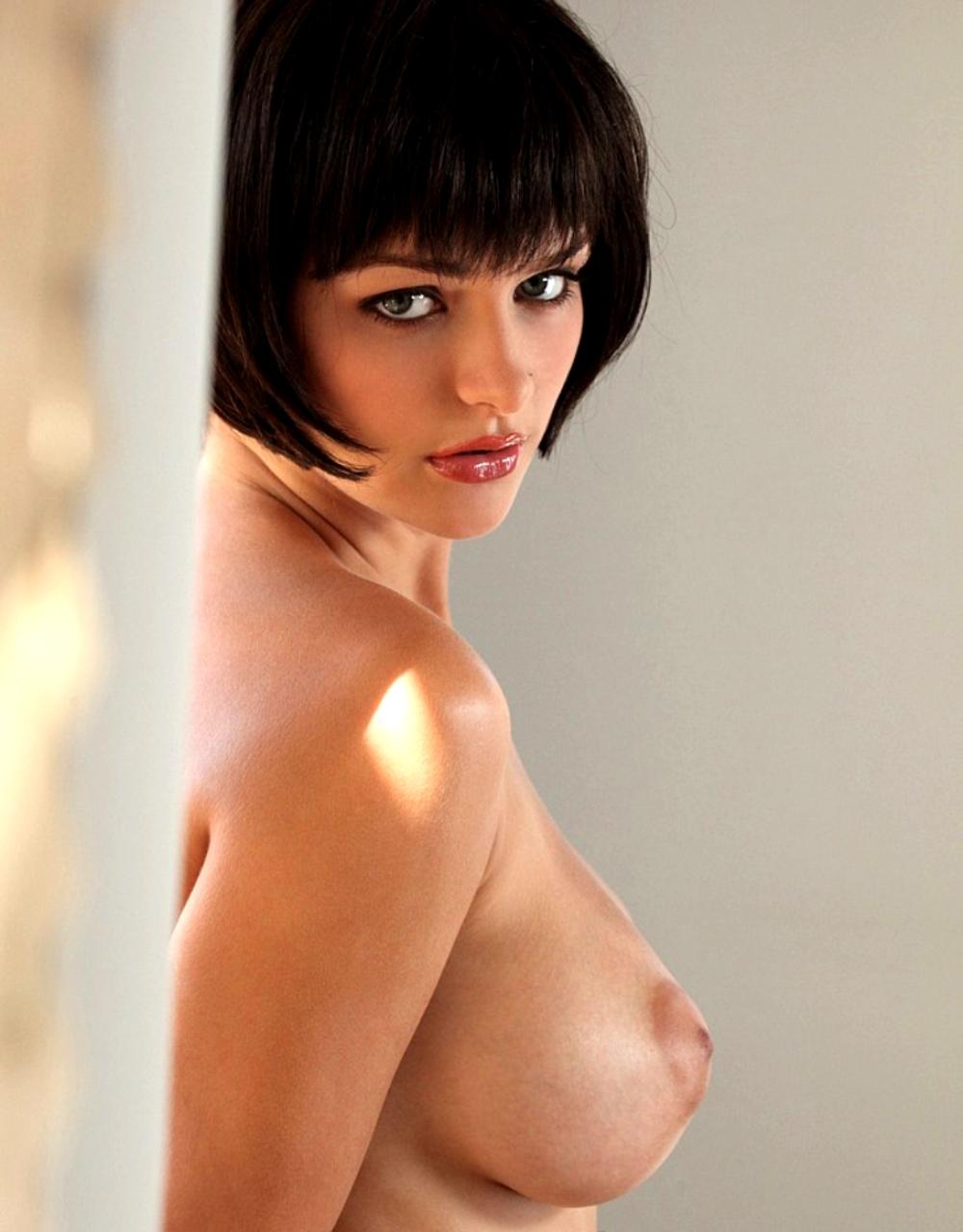 красивые с красивыми прическами голые так