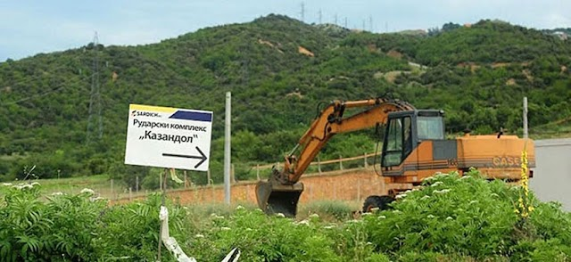 Macedonia blocks bank accounts of Kazandol project investors