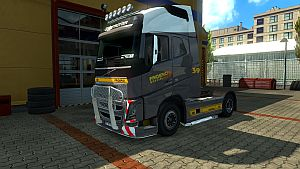 Friderici Special skin for Volvo 2012