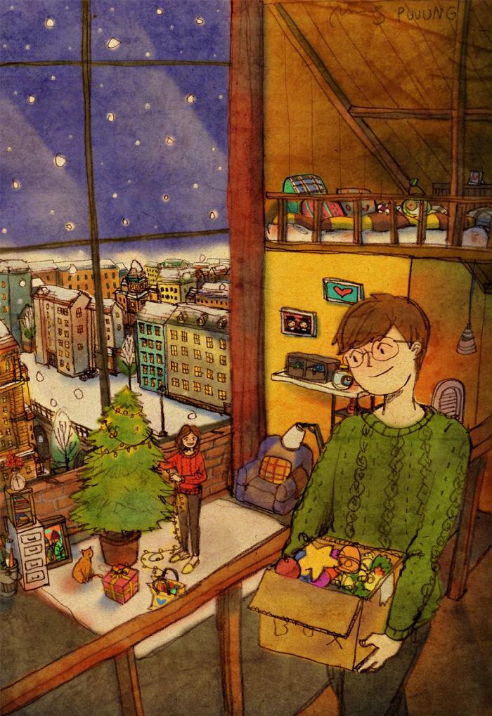 celebracion de navidad