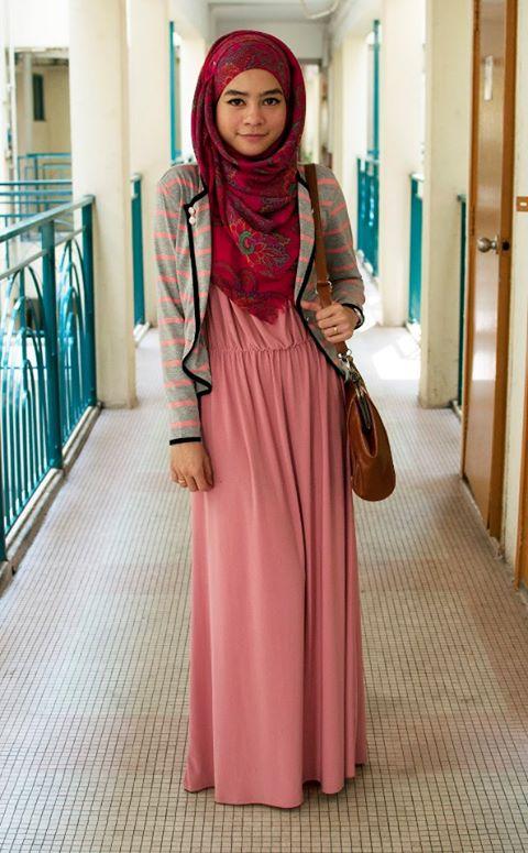 Arabic Hijab Styles 2017 Muslim Fashion Clothing