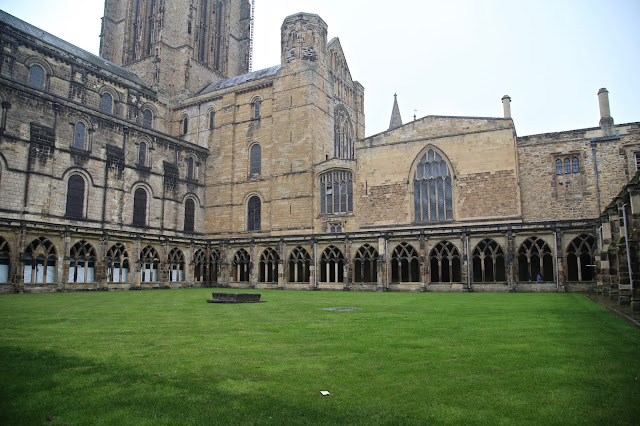 Durham Cathedral, a location for Harry Potter films, Pic:Kerstin Rodgers/msmarmitelover.com