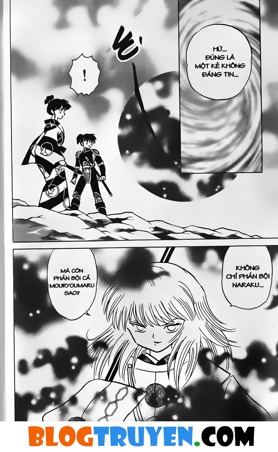 Inuyasha vol 37.10 trang 11