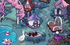 Escape from Fantasy Area