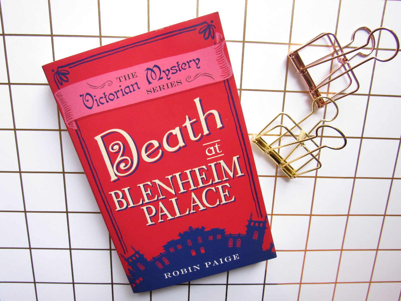 Blooming Fiction. lifestyle blog, Murder At Blenheim Palace Book Review