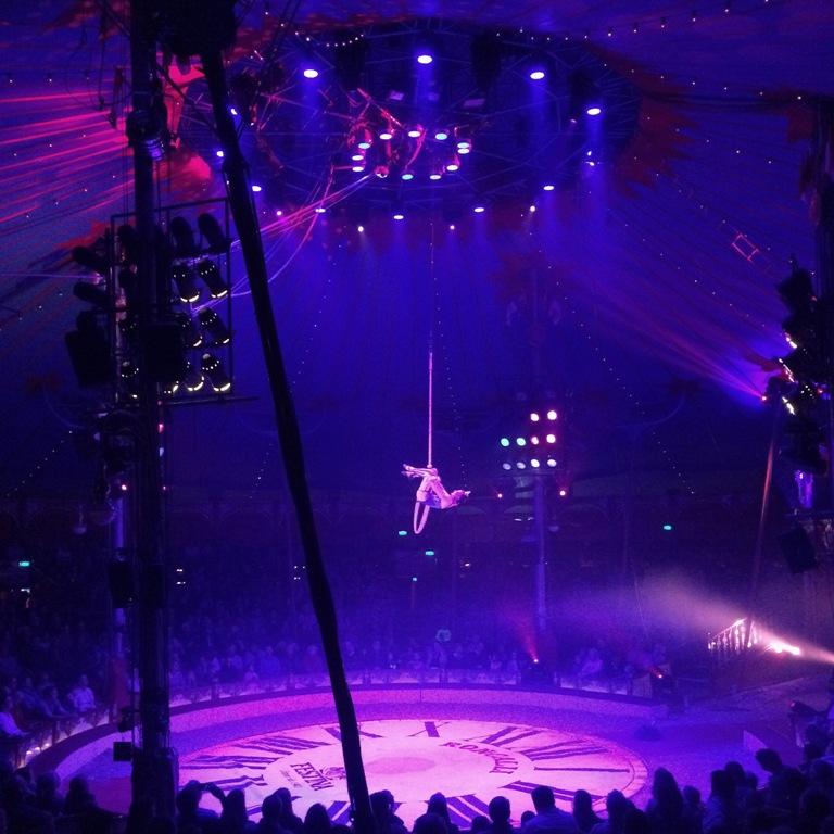 Mmi, Mittwochs mag ich, Zirkus Roncalli, Neumarkt Köln, 40 Jahre Jubiläumstour, Circus