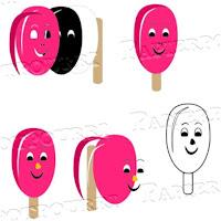 Einzelteile der Datei von Pinkabell