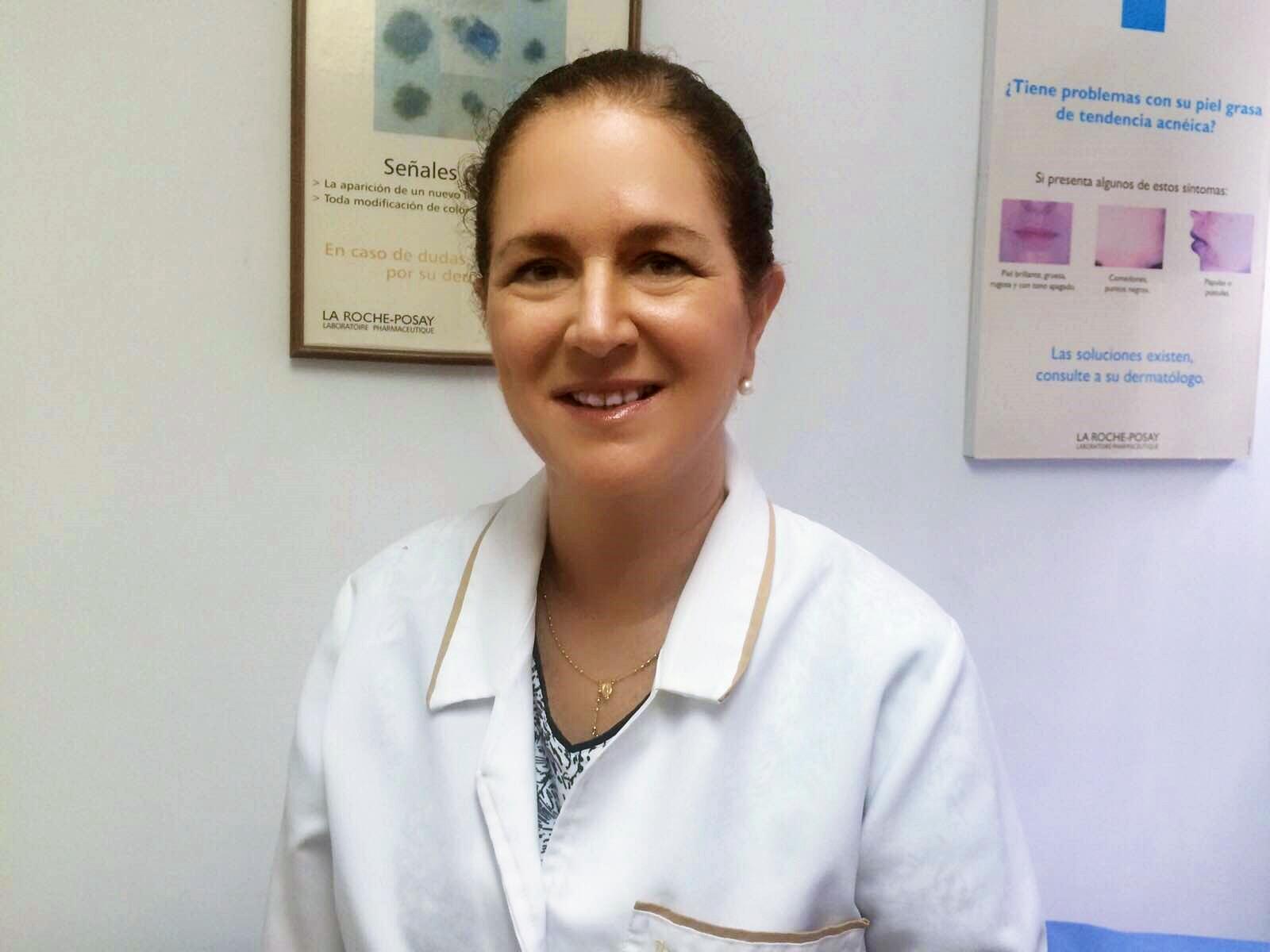 Dra Ranalli dermatologa venezolana