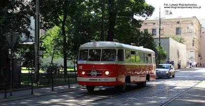 San H01B, Kraków ul. Dominikańska
