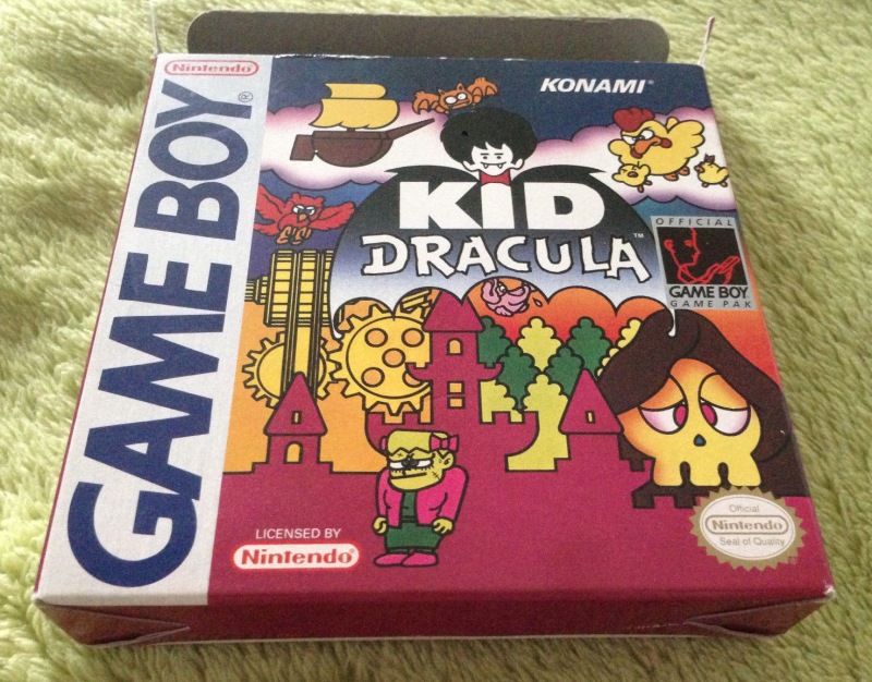 Kid Dracula (GameBoy), Retro Treasures