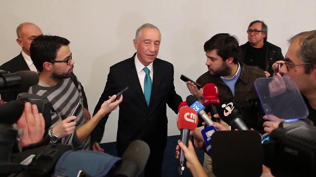Presidente de Portugal expresa preocupación por gerentes portugueses presos en Venezuela