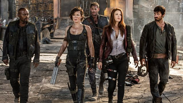Fotograma: Resident Evil: El capítulo final (2016)