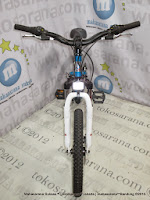 Sepeda Gunung Remaja Wimcycle X-Scream DX 14 Speed 20 Inci