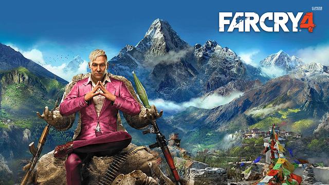 Far Cry 4 NTSC XBOX360-iMARS