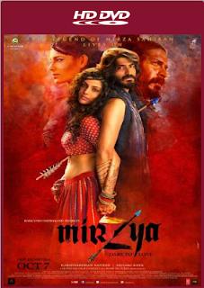 Mirzya 2016 Hindi 720p HDRip x264