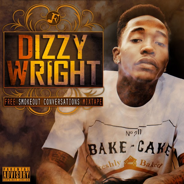 Dizzy Wright - Free SmokeOut Conversations (Mixtape)  Cover
