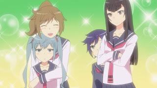 جميع حلقات انمي Inugami-san to Nekoyama-san مترجم عدة روابط