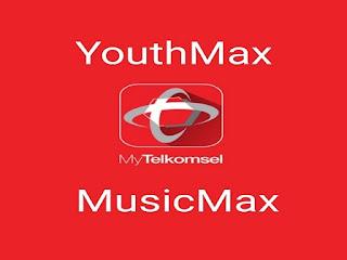 Config HTTP Injector untuk paket kuota Youthmax dan MusicMax telkomsel