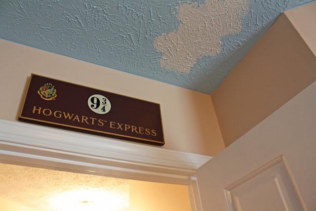 Décoration  thème Harry Potter pour chambres de sorciers