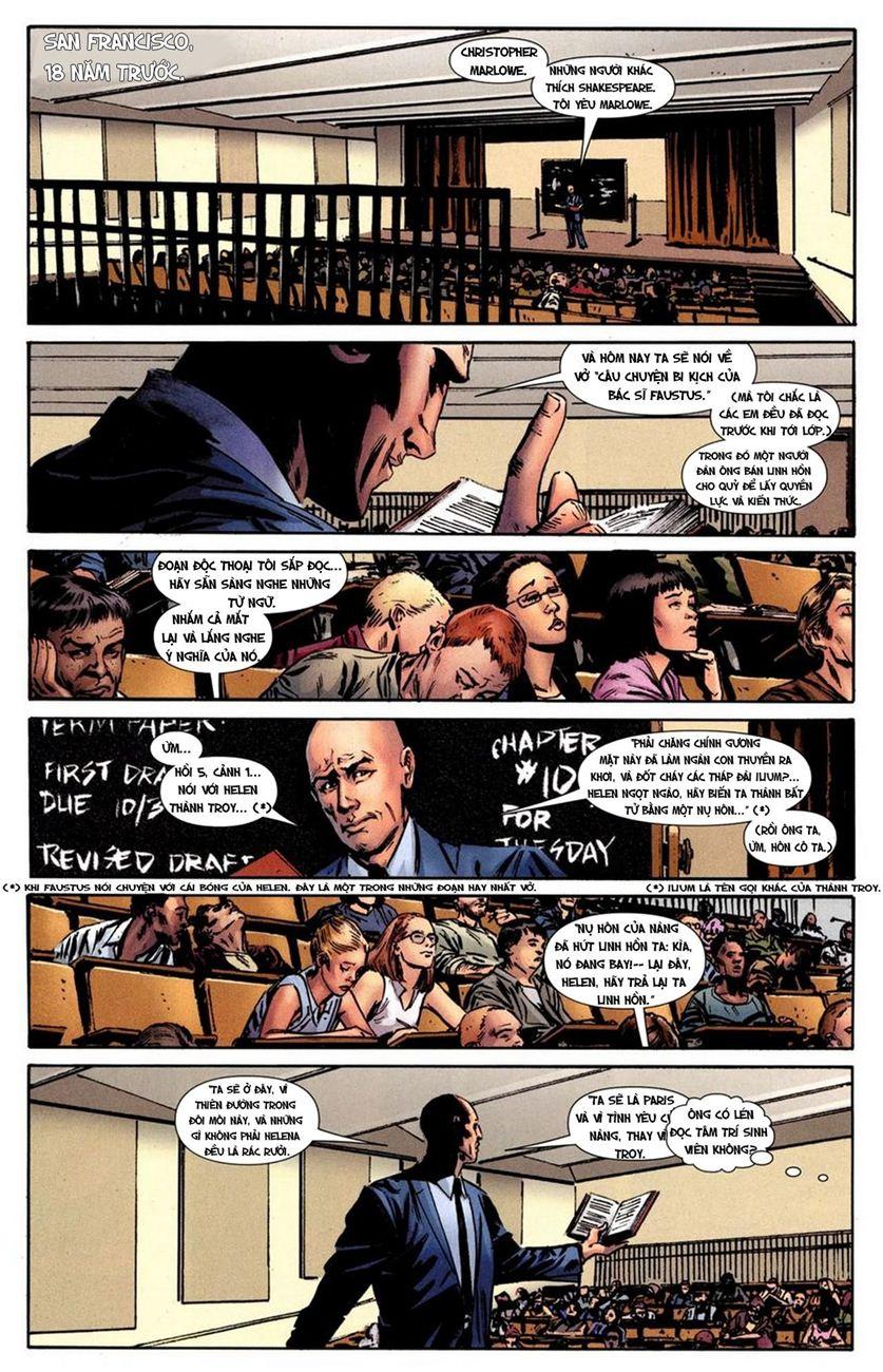 Ultimate Origin chap 3 trang 11