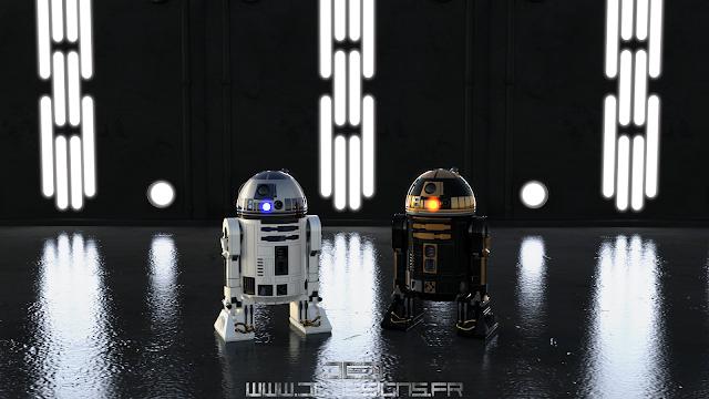 3D ART, Daz3D, Daz Studio, 3 Dimensional Art, Digital Art, Star Wars, Lucas Film