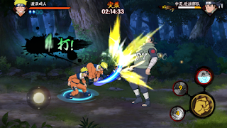 Naruto Mobile Fighter apk (Chinese Language)